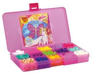 Rainbow Beadys - gyöngy utántöltő szett Mia és én