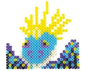 Rainbow Beadys - kreatív gyöngy szett ÍGY NEVELD A SÁRKÁNYODAT