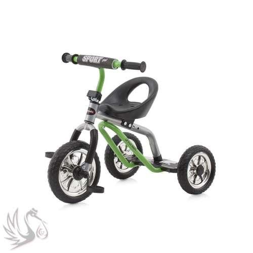 Chipolino Sprinter Tricikli #zöld