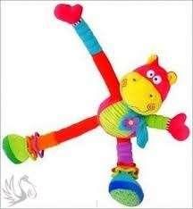 Lorelli - Toys Hosszú lábú víziló