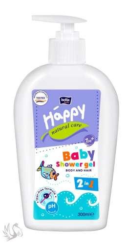 Bella Happy #natural Care babafürdető