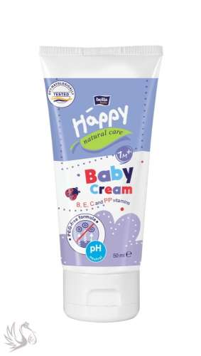 Bella Happy #natural Care bőrápoló krém