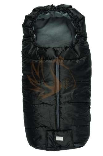 Nuvita Essential bundazsák 100cm - Dark Grey / Grey - 9445