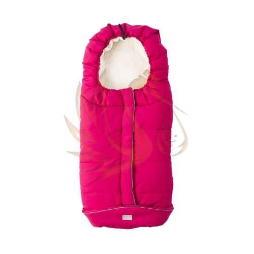 Nuvita City bundazsák 100cm - Purple Rose / Beige - 9545