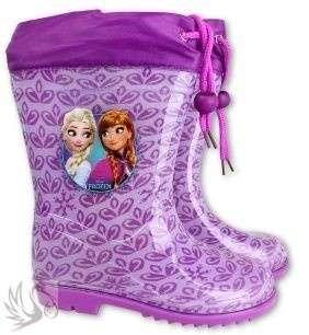 Disney Frozen Gumicsizma #34 méretben #rózsaszín