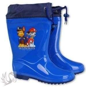 Disney Paw Patrol Gumicsizma #28 méretben #kék