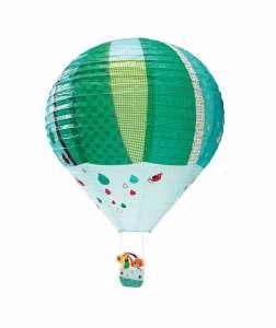 Lilliputiens rizspapír Lámpabúra -  Jef kutyus hőlégballonja 30404642