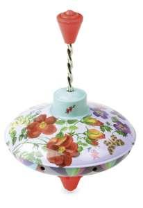 Vilac - Búgócsiga virág (Nathalie Lété) 30404526 Pörgettyűs játék