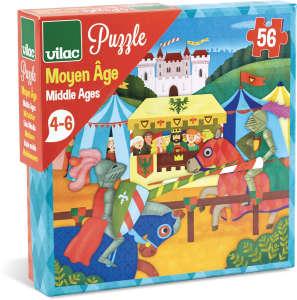 Vilac - Középkor 56db-os Puzzle 30405011