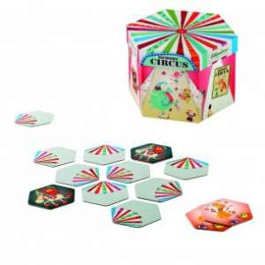 Lilliputiens - Cirkusz memóriajáték 30404954 Memória játék