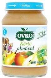 OVKO Körte alma bébiétel 5hó/190g- 12 db