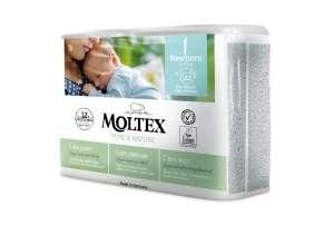 Moltex Öko Pelenka 2-4kg Újszülött 1 (22db) 31438560 Moltex Pelenka