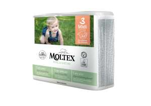 Moltex Öko Pelenka 4-9kg Midi 3 (33db) 31438633 Moltex Pelenka