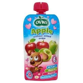 Ovko alma bébidesszert hozzáadott cukor nélkül 6 hó/120 g-8db