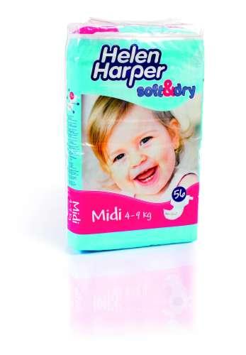 Helen Harper Soft&Dry Pelenka Midi (56db)