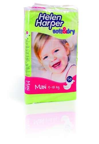 Helen Harper Soft&Dry Pelenka Maxi / 50