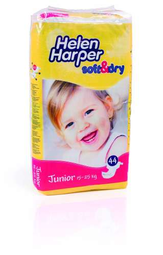 Helen Harper Soft&Dry Pelenka Junior 44db