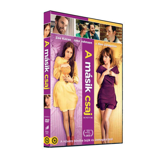 A másik csaj DVD