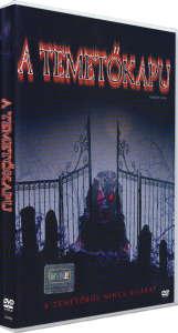 A temetőkapu DVD 30213649 CD, DVD