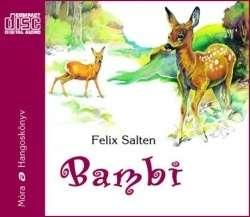 Bambi / Hangoskönyv 30219469