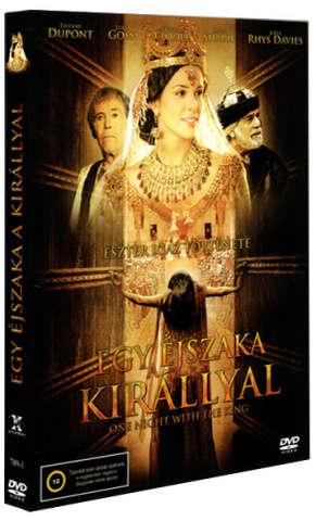 Egy éjszaka a királlyal DVD