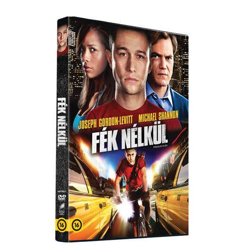 Fék nélkül-DVD