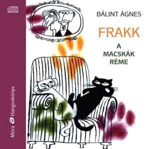 Frakk a macskák réme/ Hangoskönyv 30214478