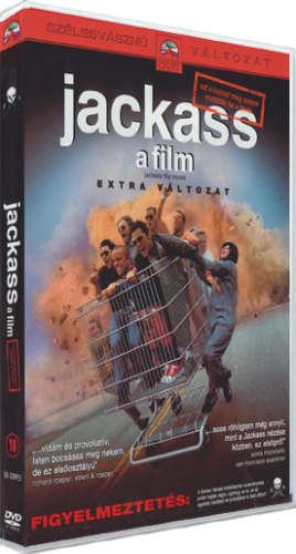 Jackass - a film DVD