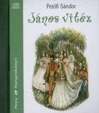 János vitéz - Hangoskönyv (CD) 30219508
