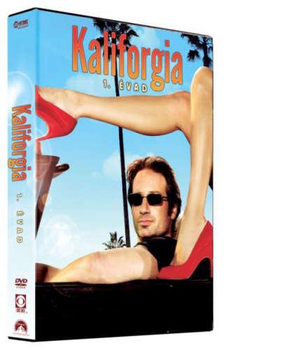 Kaliforgia - a teljes 1. évad DVD