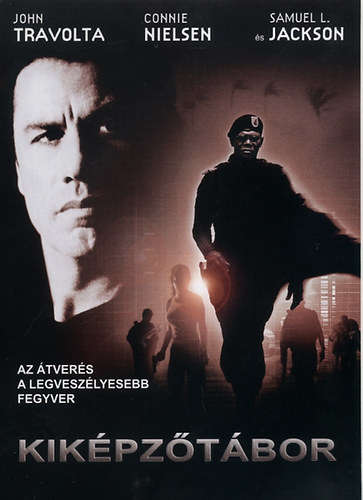 Kiképzőtábor DVD