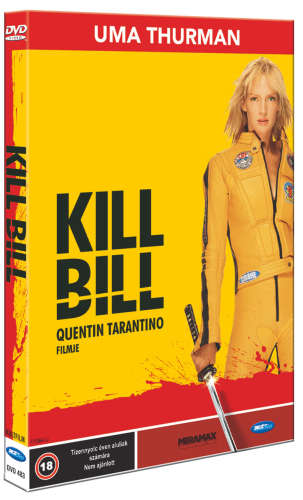 Kill Bill DVD