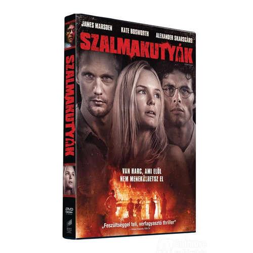 Szalmakutyák DVD