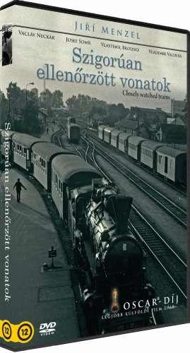 Szigorúan ellenőrzött vonatok - DVD