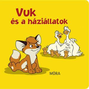 Vuk és a háziállatok - Pancsolókönyv 30215710 Fürdőjáték