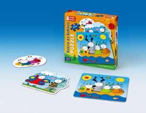 Bogyó és Babóca - Baba Puzzle  30220300 Puzzle gyereknek