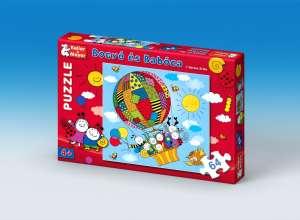 Bogyó és Babóca - Léghajó 30220309 Puzzle gyereknek