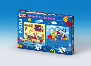 Bogyó és Babóca - Szivárványhal 30220312 Puzzle gyereknek