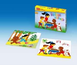Keller&Mayer gyerek Puzzle - Boribon szülinapja 30220317 Puzzle gyereknek