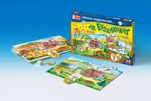 Játszva megismerjük az évszakokat  30220358 Fejlesztő játék ovisoknak