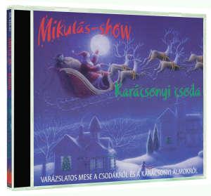Mikulás - Show (CD) 30220387 CD, DVD