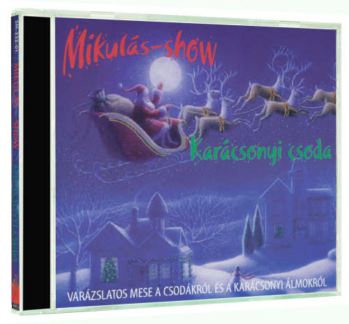 Mikulás - Show-CD