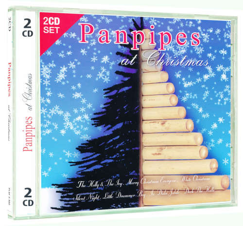 Panpipes at Christmas 2 CD)