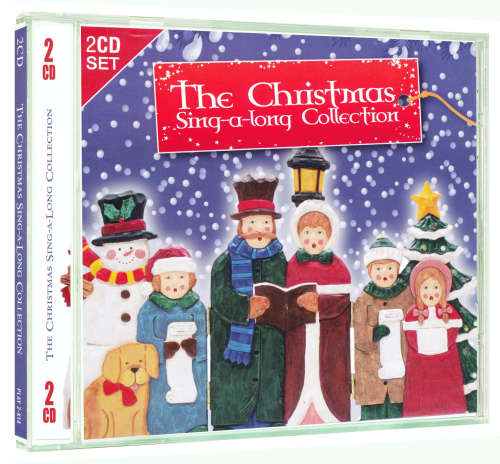 The Christmas 2 CD) Sing-a-long Collection