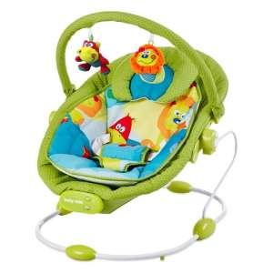 Baby Mix rezgős Pihenőszék #zöld színben