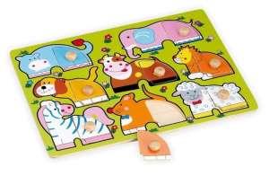 Fa Puzzle (állatos) 30220501