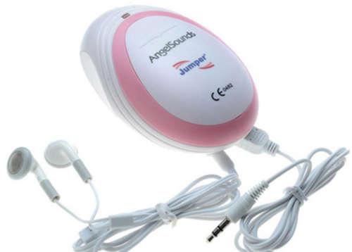 AngelSounds doppler ultrahangos magzati szívhang hallgató
