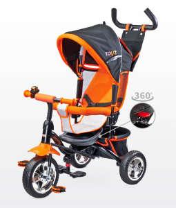Toyz Timmy Tricikli #narancssárga 30220924
