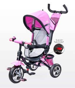 Toyz Timmy Tricikli #rózsaszín 30220925