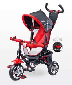 Toyz Timmy Tricikli #piros 30220926